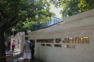 DOJ files extortion, graft raps vs NBI exec, Immigration bureau staff over 'pastillas' scheme
