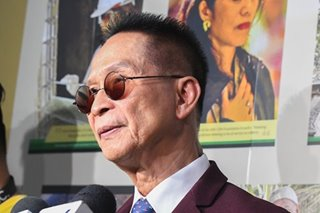 Panelo did not 'appear' to endorse Sanchez release: anti-corruption official
