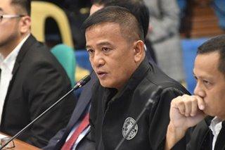 Duterte fires BuCor chief Faeldon