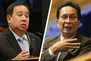 Senate won't summon Panelo over referral letter for Sanchez clemency - Gordon