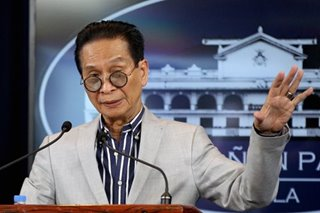 Panelo says PH to run after POGOs unpaid taxes, calls Taiwanese worker's outcries 'gossip'