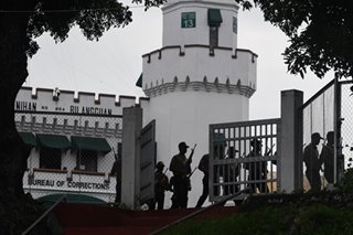 8 Bilibid inmates question revised GCTA rules before SC