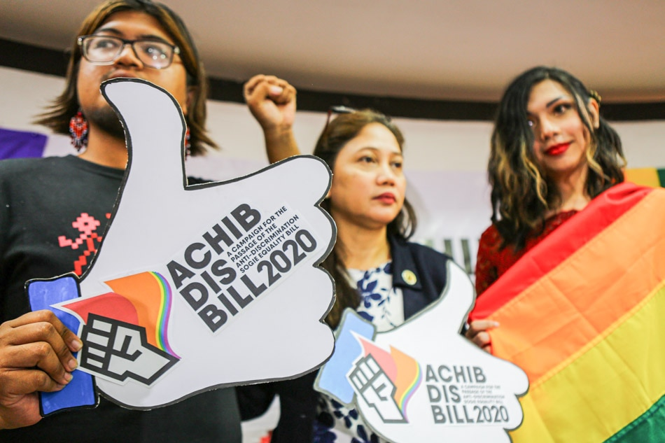 LGBT group calls for SOGIE Bill passage