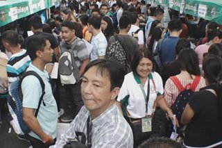 Job fair, medical mission hatid sa mga taga-Parañaque