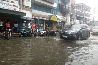 Marilyn nagdulot ng pagbaha sa ilang lugar sa Zamboanga City