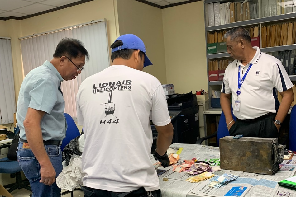 Cockpit voice recorder of plane in Calamba crash to be sent to Australia for analysis