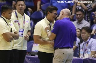 UAAP: Ayo, Baldwin continue to challenge each other