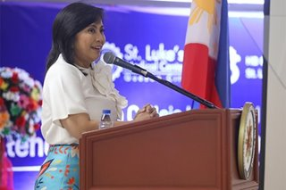 2022 run not Robredo's priority for now