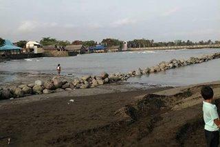 Bata natagpuang palutang-lutang sa dagat sa Davao City
