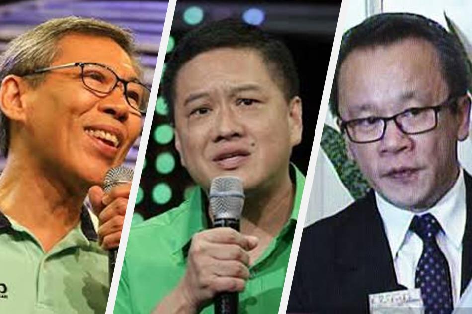 FLAG lawyers tagged in sedition complaint seek halt of DOJ probe