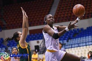 UAAP: UST slips past FEU to regain winning ways in women's basketball