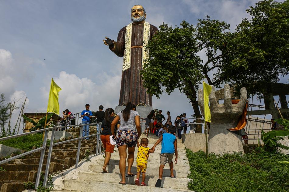Padre Pio Mountain of Healing