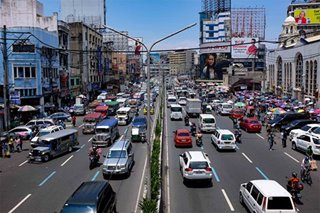 MMDA suspends number coding scheme for PUVs on Sept. 30