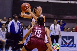 UAAP: Ateneo downs UP to snap 4-game slide in women's hoops