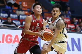 NCAA: After 'flu game,' Lyceum's Marcelino earns Player of the Week nod