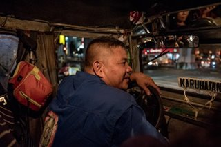 A day in the life of a jeepney driver: Why modernization cuts deep