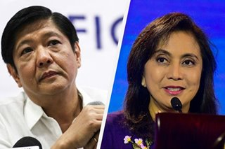 Marcos, Robredo supporters trade barbs ahead of poll protest deliberation
