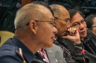 Graft case vs ex-PNP chief Albayalde a 'positive' development, says Magalong