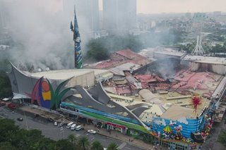 MBC reports alleged looting after Star City blaze