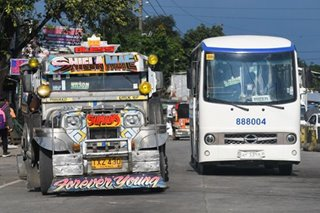 PUV modernization to proceed, says Tugade