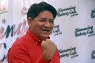 'Bobo' heckler Gadon starts serving suspension from law practice