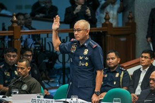 Albayalde doubts he's one of 2 generals Duterte tagged in drug trade