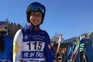 Davaoeña alpine skier ices berth at 2020 Youth Olympics
