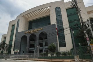 P1-billion civil case vs pamilya Marcos ibinasura ng Sandiganbayan