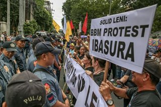 Solidarity for Leni