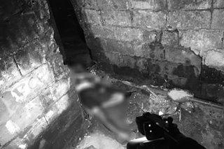 Drug suspek patay matapos umanong manlaban sa Novaliches buy-bust