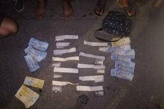 P600K halaga ng shabu nasamsam sa Davao; 2 tiklo