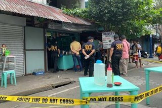 Masbate town vice mayor shot dead in Manila