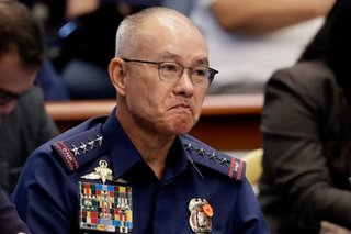 PNP chief Albayalde stepping down ahead of scheduled retirement