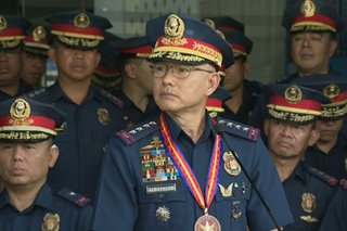 Albayalde to enjoy full retirement benefits: DILG chief