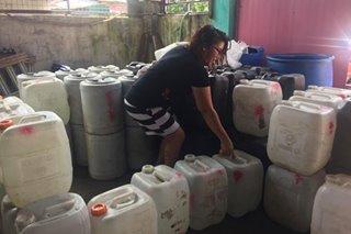 Water shortage nararanasan sa Liliw, Laguna