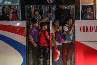 Robredo tells Duterte admin to accept Metro Manila has transport crisis