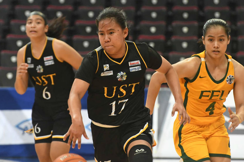 UAAP: UST tightens hold on 2nd spot after beating FEU in women's basketball
