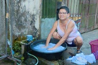 Ilang lugar sa Lucban nakararanas ng kawalan ng tubig
