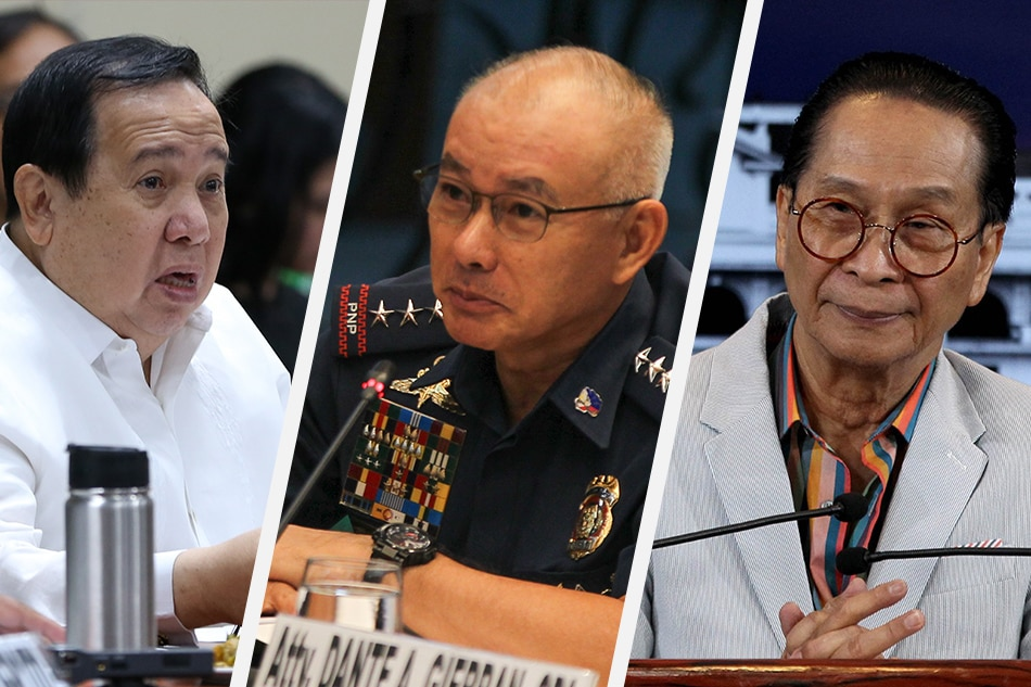 Gordon slams Panelo for 'acting like' Albayalde spokesperson