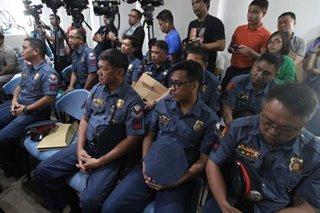 Justice dep't probes 'ninja cops'