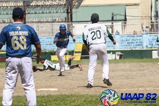 UAAP: NU battles past La Salle to stay unbeaten in juniors baseball