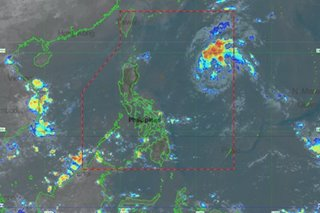 Perla is here: Low pressure area off Luzon now a storm