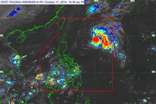 Perla to smash into northern Luzon this weekend