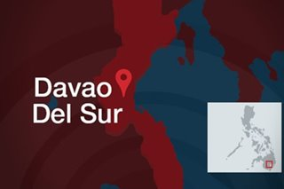 Quake-hit Davao Del Sur town now under state of calamity