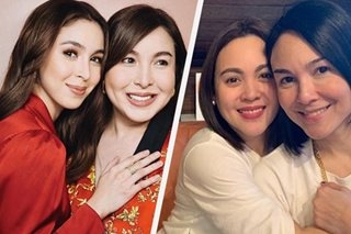 'The evil will never prevail': Amid Barretto feud, Julia publicly backs mom Marjorie