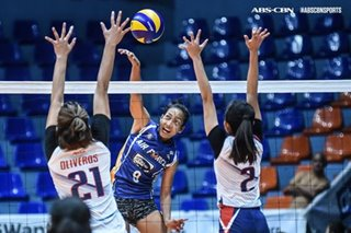 PVL: Philippine Air Force back in win column