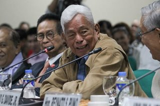 Pimentel's remains to be briefly brought to Cagayan De Oro
