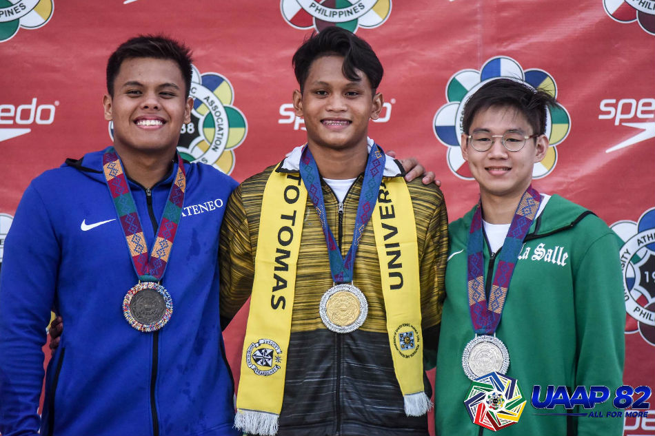 UAAP: UST stays in the hunt in men's swimming