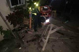 Barangay tanod, patay sa saksak ng mga lasing