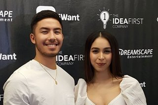 Tony Labrusca fulfills dream of working with Julia Barretto